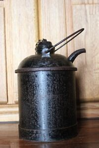 Antique CNR Railway Oil Can (VIEW OTHER ADS)