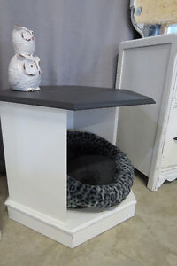 Shabby Chic Side Table/Pet Bed London Ontario image 3