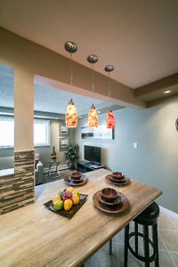 Reduced Short Term Rentals - Move in ready FULLY FURNISHED Edmonton Edmonton Area image 4