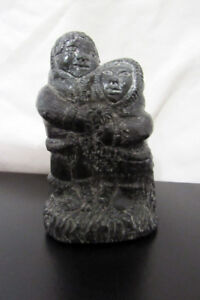 The Wolf Sculptures soapstone carving