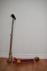 KICK SCOOTER FOR SALE!
