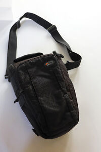 Lowepro Toploader Zoom 55AW All-Weather Camera Case Bag