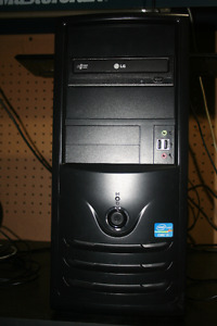 i5 Quad Core Tower Computer $260 or best offer