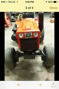 Looking for Ag tires and rims for kubota B7100