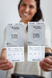 BILLETS COUPE ROGERS - COURT CENTRAL