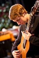 Guitariste classique / Classical guitarist