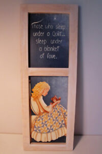 Blanket of Love - Perfect Gift for the Quilter in