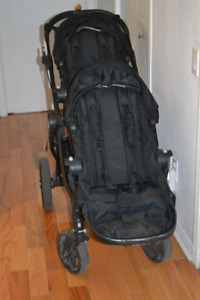Pousette Double Baby Jogger City Select
