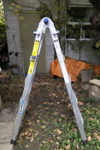 Multi-purpose A-Frame Ladder