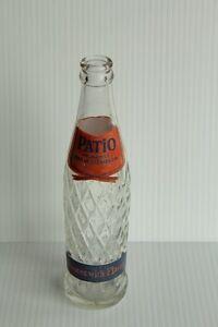 Patio Diet Cola 1963->10 oz Bottle