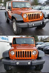 2011 Jeep Wrangler Sport,  Automatic