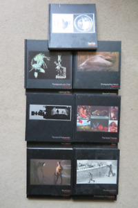 Photography books for sale