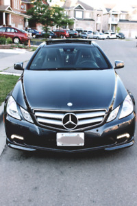 Beautiful Mercedes Benz E350 Coupe in perfect condition