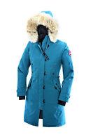 Women Canada Goose Palliser Coat Black