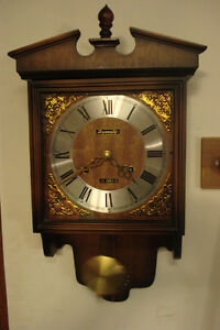 Wall Clock 31 day Chime