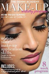 Make-Up Artistry Program