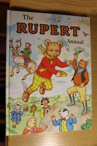 THE RUPERT ANNUAL NO 64 NEW CONDITION