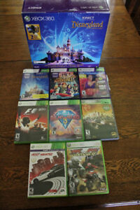 HOT Deal! Xbox 360 Disneyland Kinect Bundle