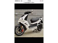 Speedfight SF3 125cc 2014 breaking for parts