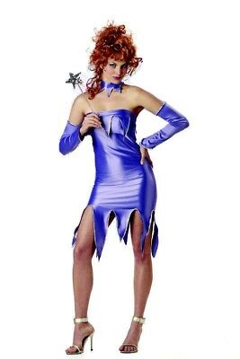 Twilight Sequin Sexy Fairy-Witch-Princess Halloween Costume Adult Large #6986