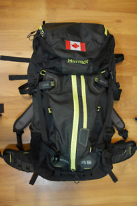 Hiking, Camping, Traveling Backpack, 45L, Marmot