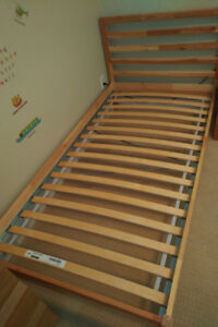 ***Ikea Twin Size Bed Frame***
