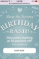 SCENTSY SALE!!