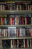 260 Dvds for sale..