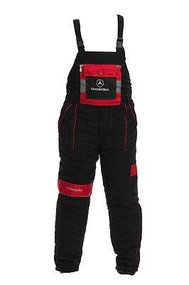 Neu Herren MERCEDES Fan Team Arbeitskleidung Hose