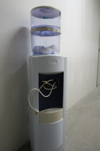 Water Cooler + Greenway Filter System
