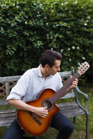 Guitar Lessons in Waterloo - All ages and skill levels welcome!