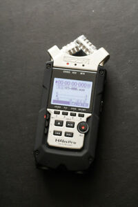 ZOOM H4N Professional Sound Recorder NEW