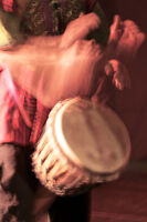 Hand drumming classes and drum circles