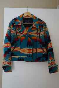 Pendleton meets Opening Ceremony Wool Moto Jacket -Price Reduced