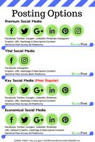 JUNE SALE Bilingual Content Creation & Social Media Management