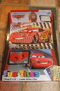 jeu de flash mcqueen ( fun tiles) neuf