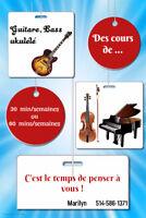 apprendre la musique et les arts :)