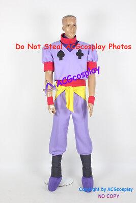 Hunter x Hunter Hisoka Cosplay Costume include boots covers ACGcosplay - Hunter Boot Covers