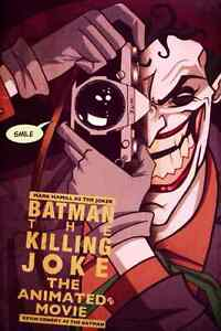 Batman killing joke movie tickets - pay more than purchased
