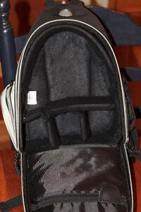 (Camera Bag) RZ30BK BLACK/TAN SLING BACKPACK London Ontario image 3