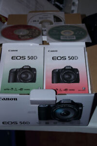 CANON EOS 50D USED DSLR BODY