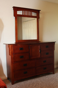 Dresser and mirror (Reduced) OBO