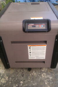 NEW AND USED POOL HEATERS Installation Available