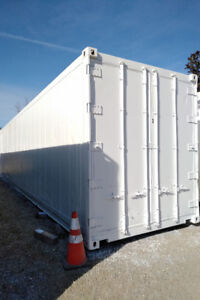 Insulated sea container reefers. 20-40ft