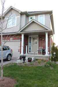 Gorgeous Upgraded Townhome for Rent in Doon Valley
