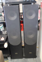 Soundstage Stage 5.0 Floor Standing Speakers Winnipeg Manitoba Preview