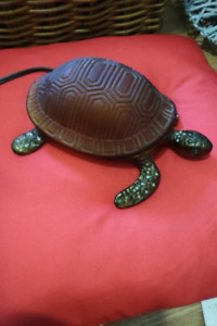 Tifany turtle lamps
