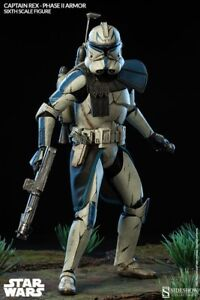 Sideshow Collectibles/Hot Toys Captain Rex and Commander Cody