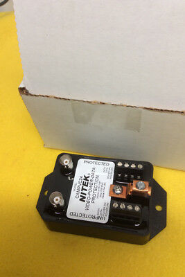 Nitek CAMPVC24 Video-Power-Data Protection