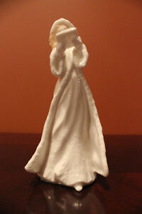 Royal Doulton Christmas Carols Figurine!!